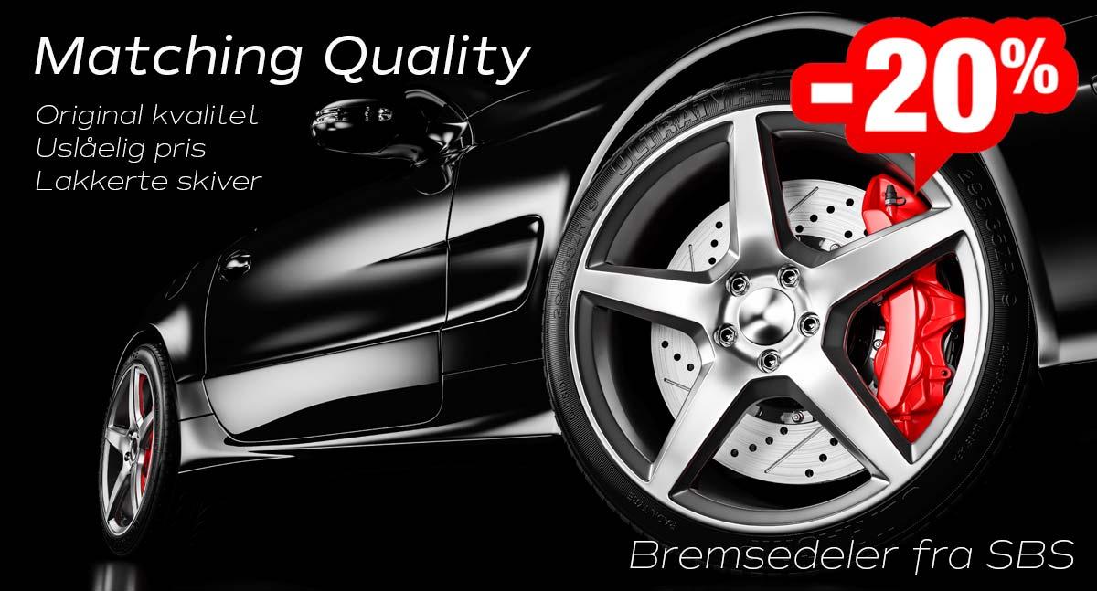 Image og fancy car with brakes