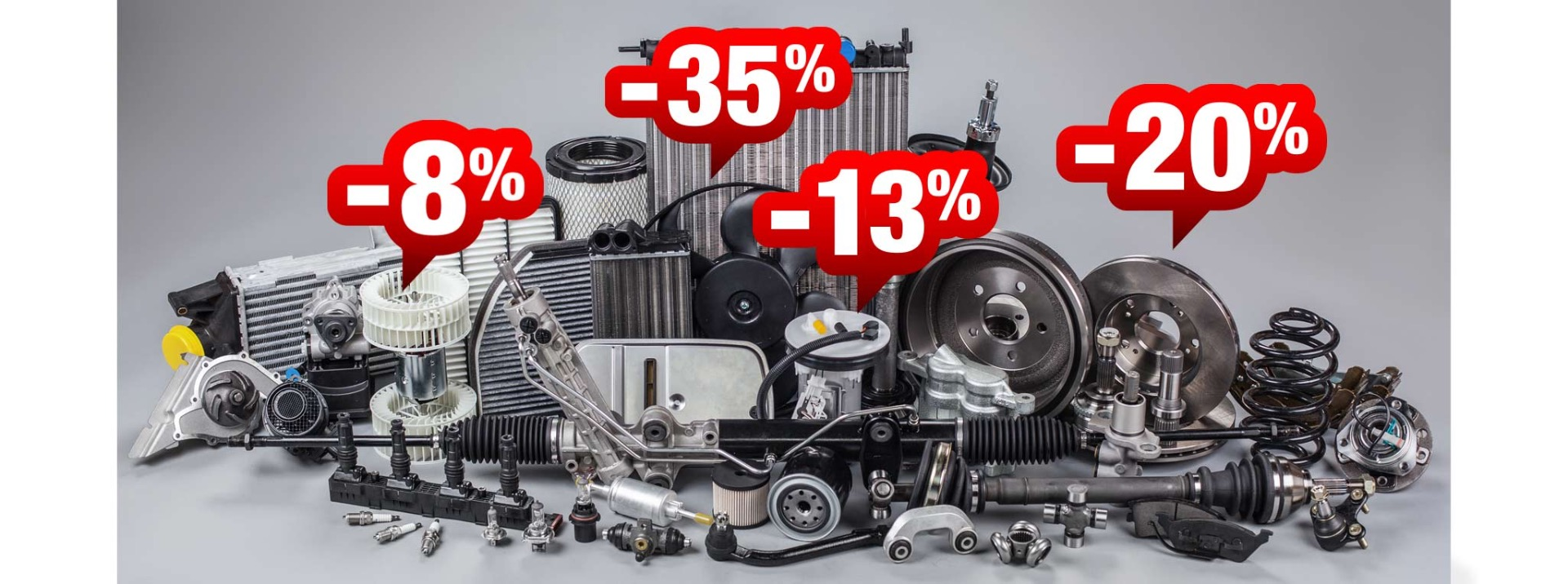 Discount car parts