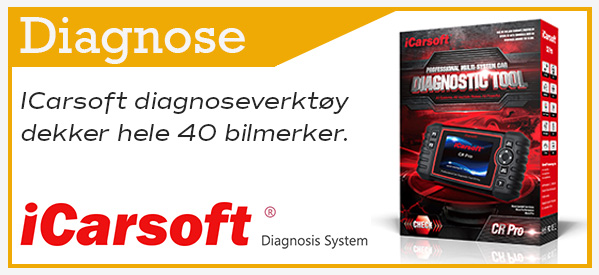Link til kategorien diagnose for bil