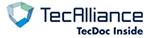 TecDoc Logo White New